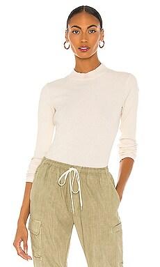 Cotton Rib Long Sleeve Tee JOHN ELLIOTT $148