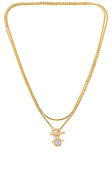 Veaux Wrap Necklace Jenny Bird $110