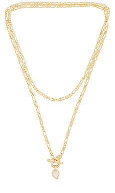 Seychelles Wrap Necklace Jenny Bird $105