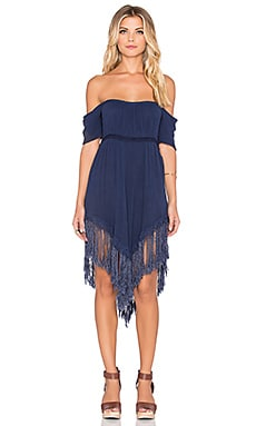 Jen's Pirate Booty Salem Dress in Artist Blue