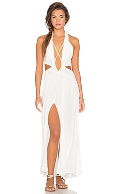 Lexington Dress en Blanc