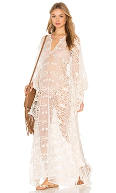 Looking Glass Mykonos Kaftan