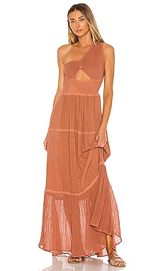 Iberian Maxi Dress Jen's Pirate Booty $209