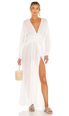 Lapis Maxi Dress Jen's Pirate Booty $180