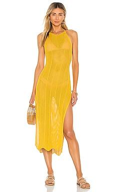 Moana Midi Dress Jen's Pirate Booty $194
