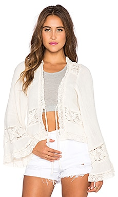 Jen's Pirate Booty Morrison Jacket in Natural