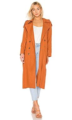 Basic Instinct Trench Coat Jen's Pirate Booty $275