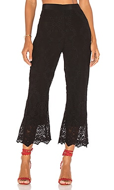 Japura Crop Bell Pants