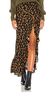 Ana Ruffle Skirt Jen's Pirate Booty $128