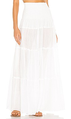 Monara Maxi Skirt Jen's Pirate Booty $180 NOVEDADES