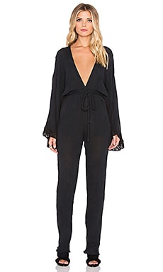 Jen's Pirate Booty Divination Jumpsuit in Black