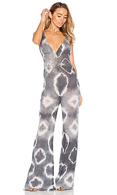 Amara Jumpsuit in Storm