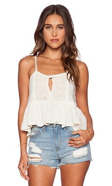 Jen's Pirate Booty Gigi Tank Top in Natural