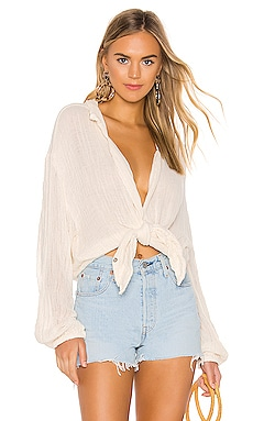 Bonny Button Up Top Jen's Pirate Booty $99 BEST SELLER