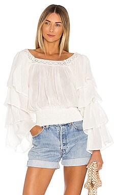 La Pluma Top Jen's Pirate Booty $150