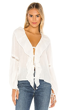 Lupe Ruffle Top Jen's Pirate Booty $62 (SOLDES ULTIMES)
