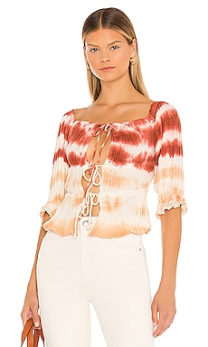 Lina Top Jen's Pirate Booty $167 NEW