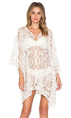 Jen's Pirate Booty Wanderlust Lace French Kaftan