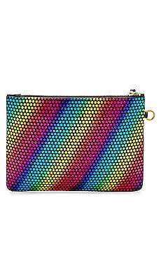 Popoche Medium Clutch Jerome Dreyfuss $165