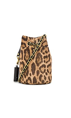 Popeye Mini Bag in Leopard
