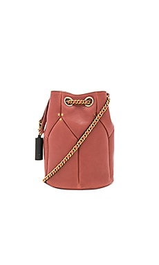 x REVOLVE Popeye Bucket Bag in Rose