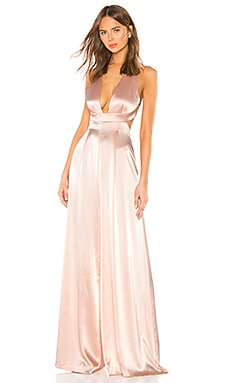 Cross Back Jumpsuit JILL JILL STUART $378