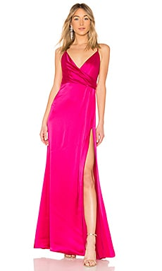 Купить Вечернее платье - JILL JILL STUART, Платья -комбинации, Китай, Фуксия