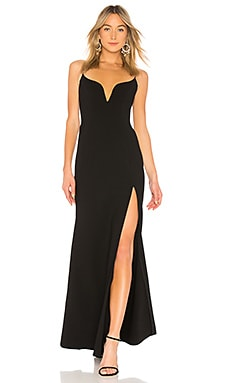 Sweetheart Neck Gown JILL JILL STUART $279