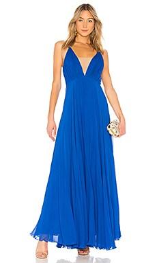 Купить Вечернее платье - JILL JILL STUART, Платья, Китай, Королевский синий