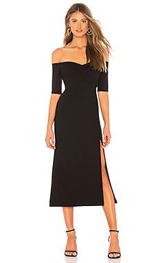 Купить Платье - JILL JILL STUART, Черный, Китай