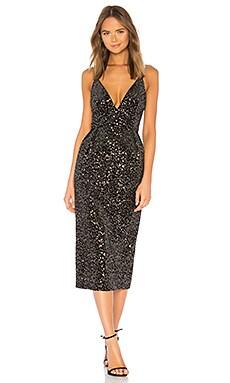 Velvet Sequined Dress JILL JILL STUART $126