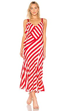 Striped Maxi Dress JILL JILL STUART $96