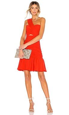One Shoulder Mini Dress JILL JILL STUART $388