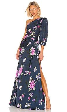 One Shoulder Gown JILL JILL STUART $395