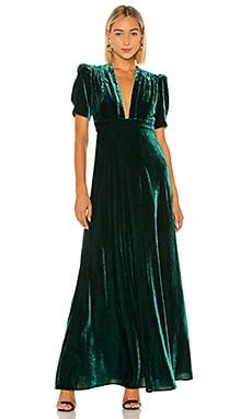 Vestido de terciopelo JILL JILL STUART $121