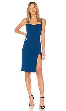 Sweetheart Neck Midi Dress JILL JILL STUART $190