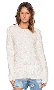 Jenni Kayne Loop Sweater in Ivory
