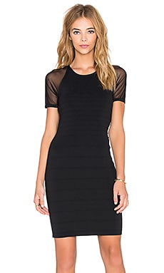 John & Jenn by Line Rowan Dress in Caviar