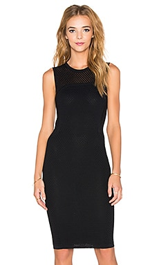 John & Jenn by Line Nori Dress in Caviar