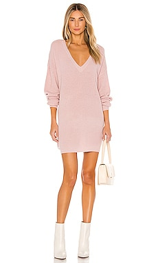 X REVOLVE Berto Sweater Dress John & Jenn by Line $98