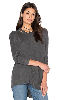 Bartlett Sweater in Charcoal