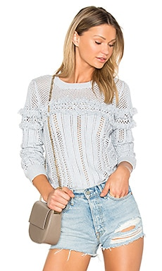 Payton Sweater in Surf Spray