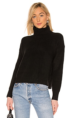 X REVOLVE Annex Ribbed Turtleneck John & Jenn by Line $99