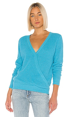 X REVOLVE Cross Front Sweater John & Jenn by Line $22 (FINAL SALE)
