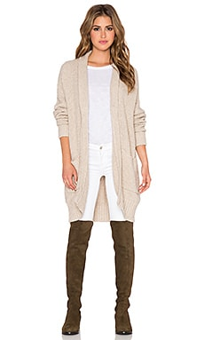 John & Jenn by Line Malone Cardigan in Desert Feel