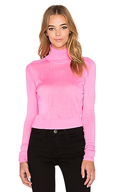 John & Jenn by Line Grayson Sweater in Pink Print