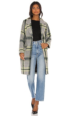 Lewis Coat John & Jenn by Line $198