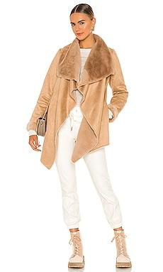 Faux Fur Wilder Jacket John & Jenn by Line $198