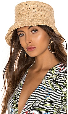 Manon Bucket Hat Janessa Leone $207