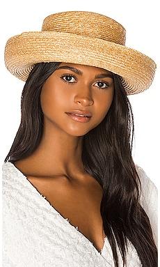 Robin Bowler Hat Janessa Leone $230